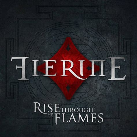 The Place In Flames Mp3 Fierine Rise Through The Flames 2015 Power Metal скачать бесплатно через торрент метал