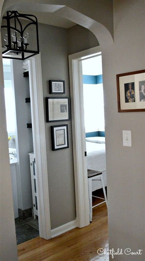 decorating a small hallway
