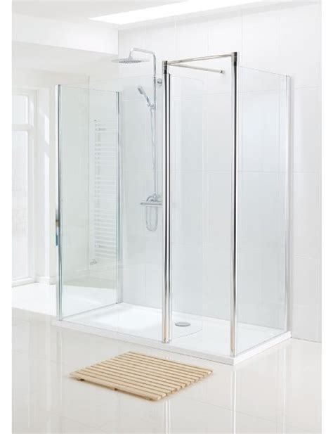 Make Your Own Shower Tray by Lakes Walk In Shower Enclosure Create Your Own Walk In