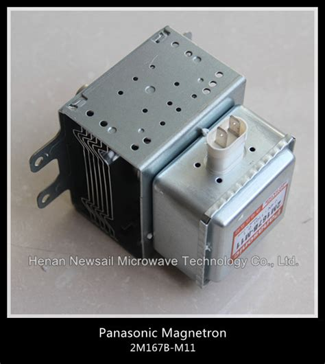 Magnetron Microwave Panasonic wholesale original and new air cooled panasonic microwave