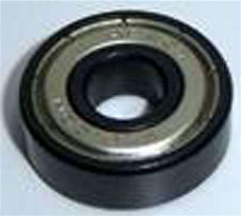 Bearing 8x22x7 608zz bearing 8x22x7 shielded black miniature
