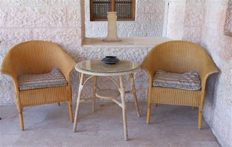how to clean wicker furniture summer s coming home