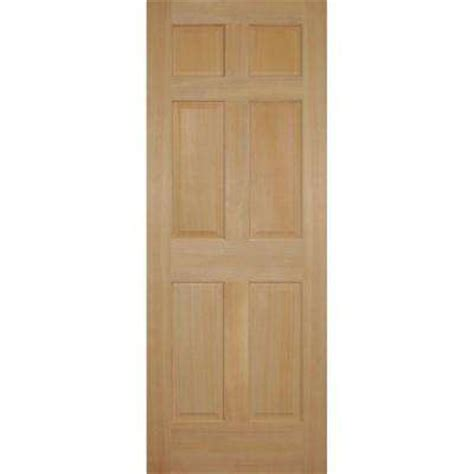 6 panel interior doors home depot 6 panel slab doors interior closet doors the home