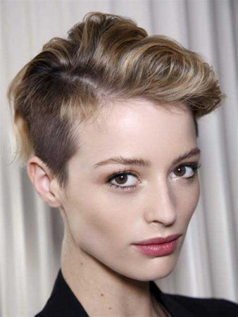 haircuts for high cheekbones on men 30 gorgeous short haircuts for round faces