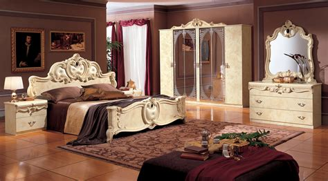 barocco bedroom set barocco ivory camelgroup italy classic bedrooms bedroom