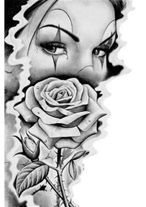 holocaust tattoo cartoon chicano swag style girl drawing tattoos skull chicano