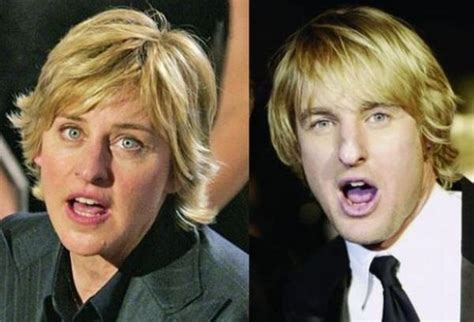 actor similar to owen wilson 17 male and female celebrities that look terrifyingly