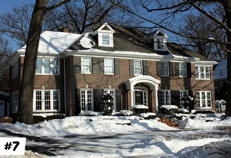 where is the home alone house most memorable movie locations movies awesomenator super hero of the internets