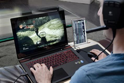 best laptop desk for gaming hover x aims to be the gaming lapdesk laptop