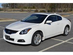 Nissan Altima Coupe Used Coupe Fully Loaded Nissan Altima Mitula Cars