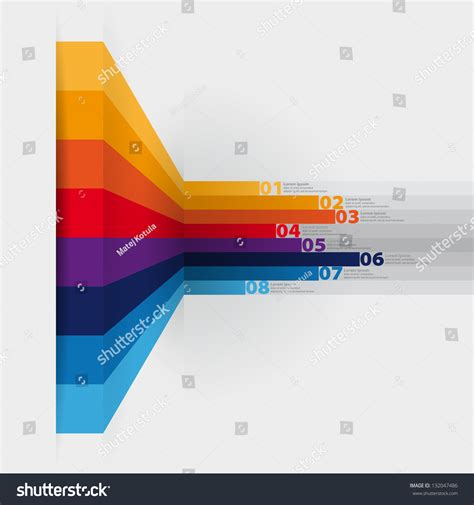 web design vector template stock vector 169 winmaster 2743605 vector web design template horizontal lines stock vector