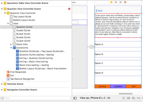 xcode textview layout ios why doesnt my textview show up when i add autolayout
