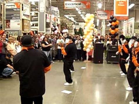 ontario home depot 2009 cashier olympics
