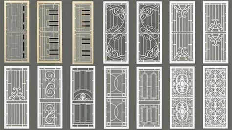 Decorative Exterior Screen Doors - decorative screen doors add a personal touch to your