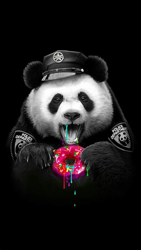 panda wallpaper  iphone  pro max