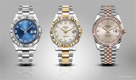 Feet To Meters by Rolex Datejust Vs Datejust 2 Which Is Better