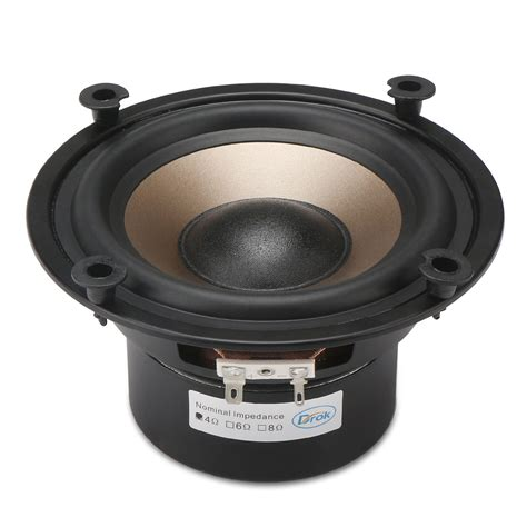 subwoofer speakers    ohms shocking bass