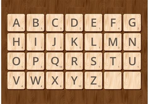 number of letters in scrabble scrabble letters font www pixshark images