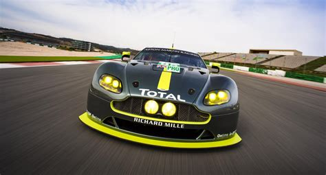 aston martin racing unveils 2017 challenger and le mans