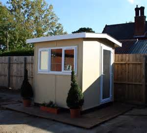 home office shed using a garden shed as a home office cool shed design