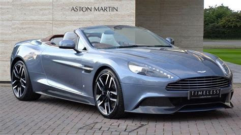 Aston Martin Vanquish Reviews, Specs & Prices   Top Speed