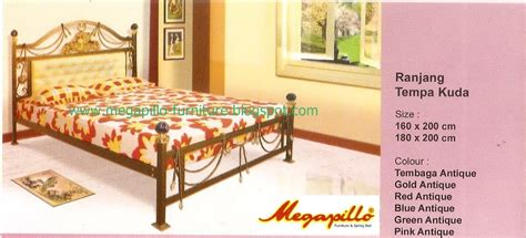 megapillo furniture bed shop ranjang besi