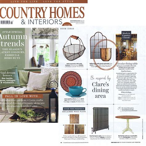 country homes and interiors blog country homes interiors oct 15 copper plant pot 1