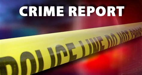 Crime Tracker | increase in break ins alarm residents the abaconian