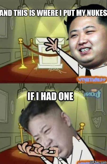 North Korea Meme - database error