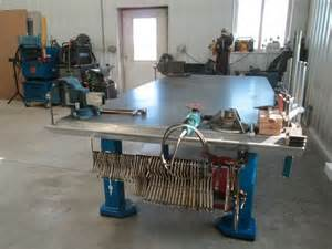 How To Build A Welding Bench The 25 Best Ideas About Welding Table On Pinterest