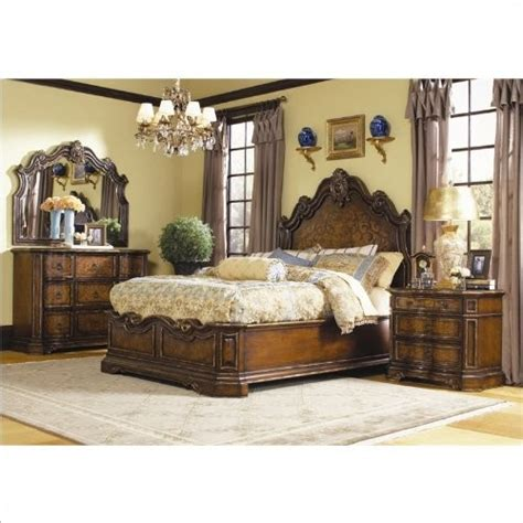 hooker bedroom set hooker furniture beladora 4 piece bedroom set
