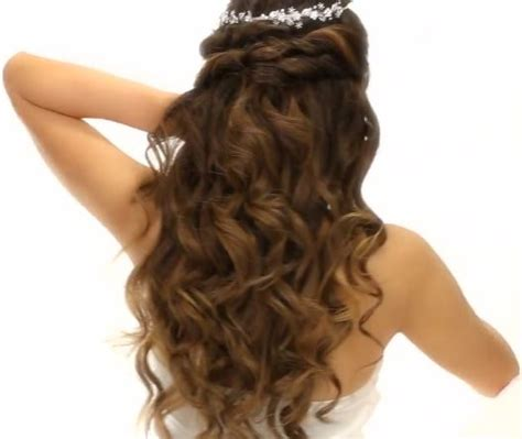 hairstyles for open curly hair wedding hairstyles for long and short hair