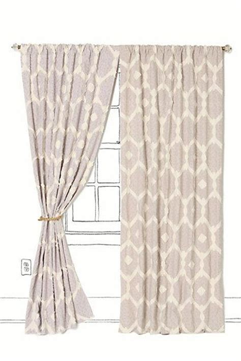 Mod Honeycomb Curtain Anthropologie Com