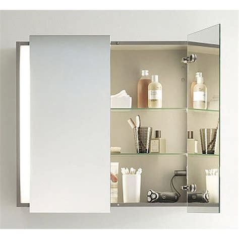 duravit bathroom mirrors duravit ketho 800mm double door mirror cabinet kt753101818