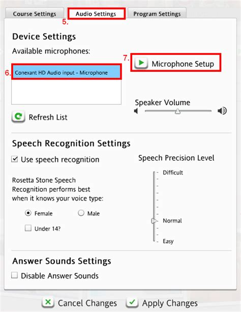 rosetta stone database is out of date if you re still having trouble setting up your headset