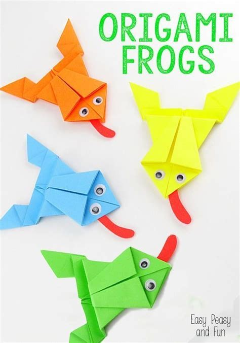 Easy Origami For Kindergarten - 79 best frog classroom theme ideas and decor images on