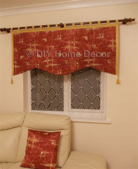 Simple Valance Ideas easy valance ideas diy home decor