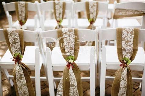 wedding chair sashes hire burlap chair sashes rustic wedding decor hire