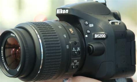 Kamera Nikon Tipe D5200 spesifikasi dan harga kamera nikon d5200 tahun 2016 tips