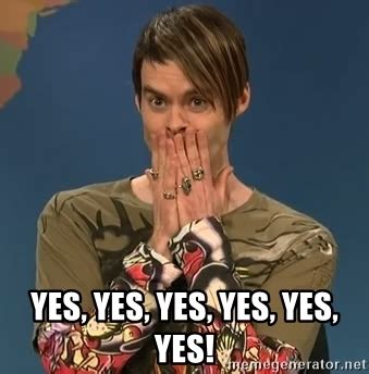 yes yes yes yes yes yes snl stefon meme generator