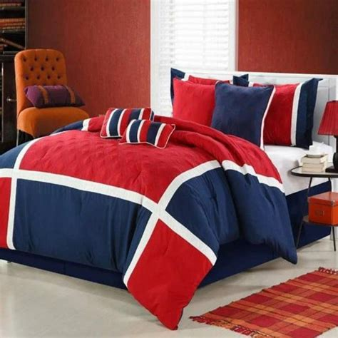 red and white comforters 54 best luxury home bedding images on pinterest bedding