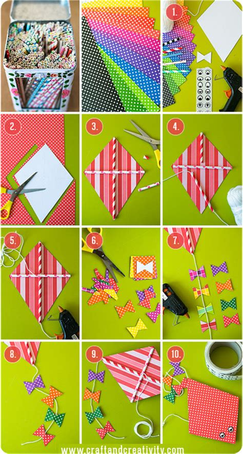 How To Make A Paper Kite That Flies - paper kite pictures photos and images for