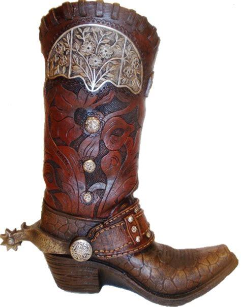 cowboy boot planter rwra8632 cowboy boot planter