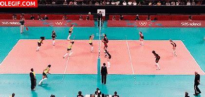 Imagenes Gif Voleibol   gif partido de voleibol gif 7038