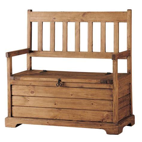 muebles rusticos de madera de pino bancos r 250 sticos de madera de pino maciza myoc