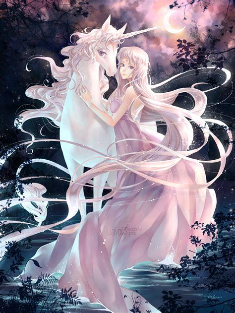 film fantasy unicorni the last unicorn by luleiya on deviantart fantasy art