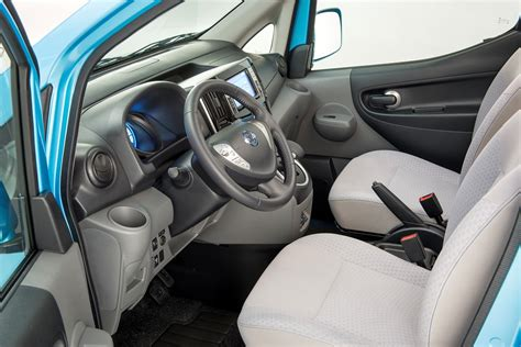 Nv200 Interior by Production Nissan E Nv200 Revealed In Geneva Sales