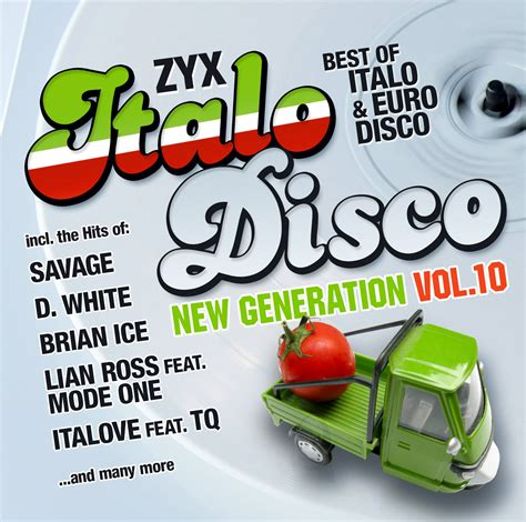 quiberon and is changed forever volume one version volume 1 books zyx italo disco new generation vol 10