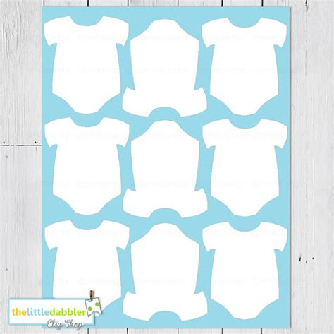 onesie template for baby shower banner best photos of baby onesie banner template baby shower