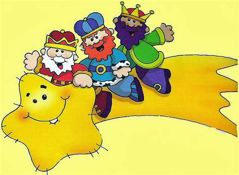 imagenes de reyes magos a color maestra de primaria dibujos de los reyes magos para